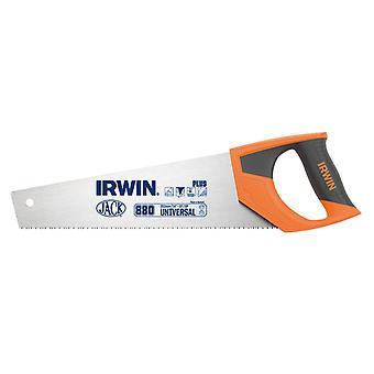 IRWIN Jack 880UN Universal Toolbox Saw 350mm (14in) 8tpi JAK880TUN14
