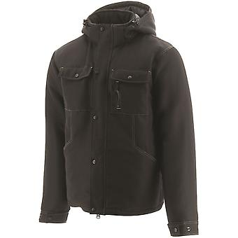 Caterpillar Mens Stealth Insulated Durable Workwear Jacket