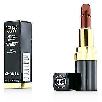 Rouge Coco Ultra Hydrating Lip Colour - # 406 Antoinette 3.5g or 0.12oz