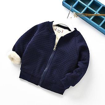 Baby Coat Fashion Kids Jacket Winter Warm Cotton Outerwear Nouveau-né pour nourrissons