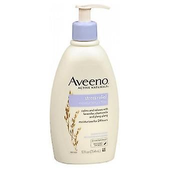 Aveeno Active Naturals Stress Relief Moisturizing Lotion, 12 oz