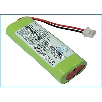 Battery for Dogtra BP-RR DC-1 1100NC 1200NC 1200NCP 175NCP 1800NC BP-12 BP-12RT