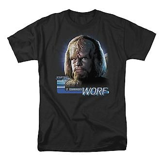 Star Trek Tng Worf T-shirt