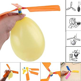 Boy Birthday Present Balloon / Hélicoptère Flying Toy- Child Birthday Xmas Party