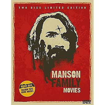 Manson Family Movies [DVD] USA import