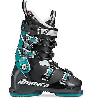 Nordica Women's Pro Machine 95 Ski Boot - Tri Colour