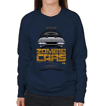 Fast and Furious Activate Zombie Cars Women's Sweatshirt