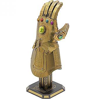 Avengers Thanos Infinity Gauntlet metallinen maamallisarja