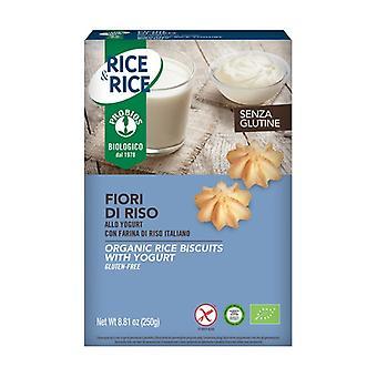 Yogurt rice flowers 250 g