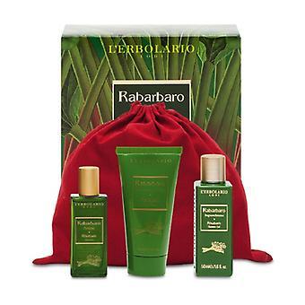 Rhubarb Beauty-Set 3 units