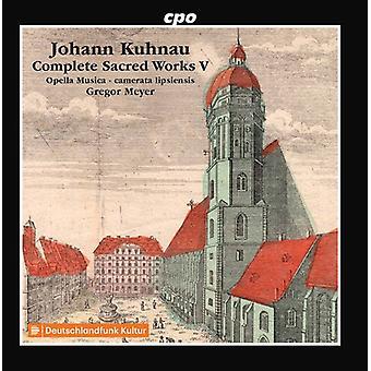 Complete Sacred Works 5 [CD] USA import