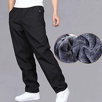 Winter Plus Velvet Warm Pants Quick-drying Loose Straight Summer Wear-resistant