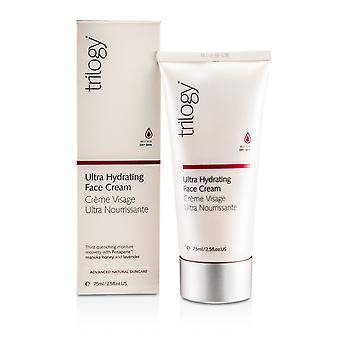 Ultra hydrating face cream (for dry skin) 154286 75ml/2.5oz