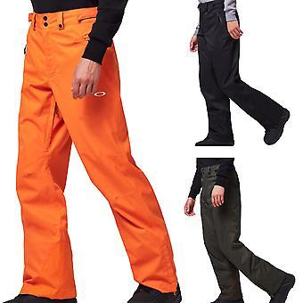 Oakley Mens 2021 Crescent 2.0 Shell 2L 10K Tech DWR Pantalones transpirables