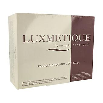 Control formula 3 15 capsules + 15 ampoules + 15 packets