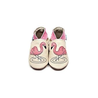 INCH BLUE Flamingo Pram Shoe