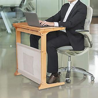 Portable Notebook Table Computer Laptop Desk Stand Sofa Bed Tray Adjustable Easy