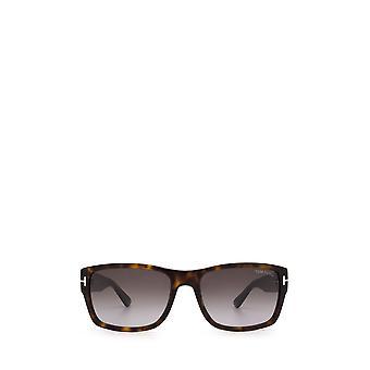 Tom Ford FT0445 havana óculos de sol unissex