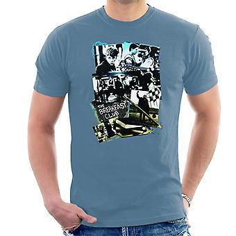 The Breakfast Club Montage Men's Camiseta
