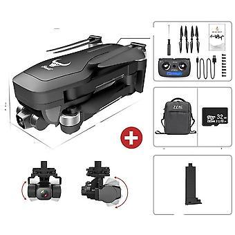 واي فاي Fpv 4k كاميرا HD اثنين من محور مكافحة هزة الذاتي الاستقرار Gimbal Brushless