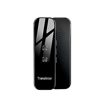 Portable G6 Smart Voice Speech Translator Two-way Real Time 70 Multi-language