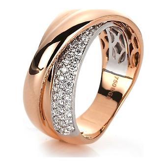 Luna Creation Promessa Ring Pavé 1B992RW854-2 - Ringbreedte: 54