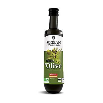 Organic fruity olive oil from Spain Andalusia 1 L