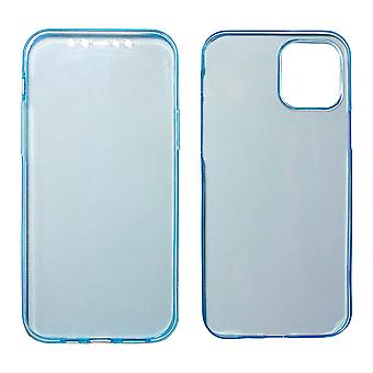 Full Cover kompatibilis az iPhone 12 Pro | TPU Blue |
