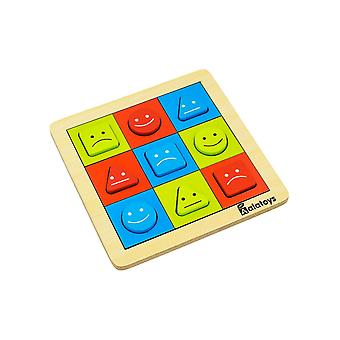 Alatoys Wooden  Magic square