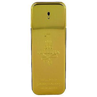 1 miljoonaa Eau De Toilette Spray (testaaja) jäseneltä Paco Rabanne 3,4 oz Eau De Toilette Spray