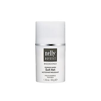 Nelly de Vuyst Foaming Wash Soft Net - Para hombre