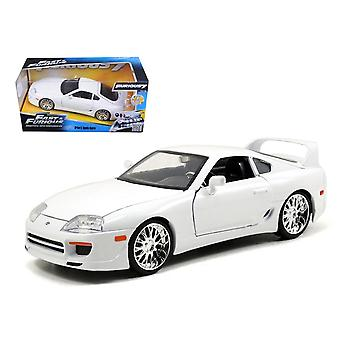 F&F '95 Toyota Supra WH 1:24 Scale Hollywood Ride