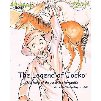 The Legend of Jocko by Waymon Lefall - 9781634170772 Book