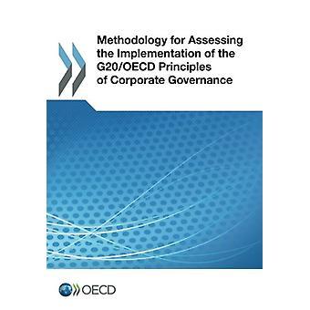 Methodology for Assessing the Implementation of the G20/OECD Principl