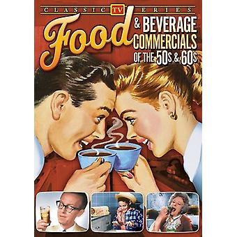 Food & Beverage Commercials Of The 50s & 60s [DVD] Us import