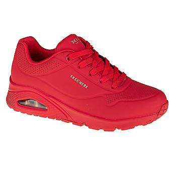 Baskets Skechers Uno-Stand on Air 73690-RED Womens