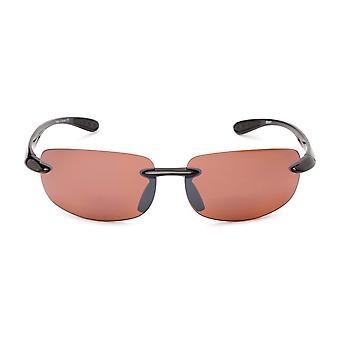 & Lovin ماوي & اقتباس؛ نظارات شمسية Bifocal - نظارات شمسية خفيفة الوزن للجنسين القراءة للرجال والنساء - أسود / HD العنبر - 3.00