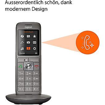 HanFei CL660HX DUO - zwei DECT-Telefone schnurlos fr Router - Fritzbox, Speedport kompatibel -