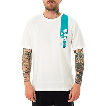 Camiseta masculina diadora t-shirt ss ícone 502.177024.c9267