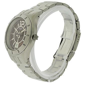Swatch dans un Mode brune Mens Watch YTS406G