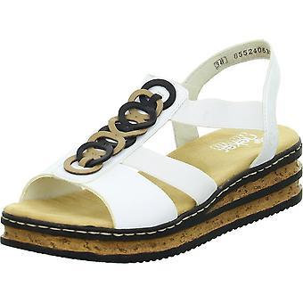 Rieker 629Y280 universelle sommer kvinder sko