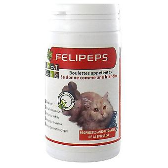 Cuidado de hojas Felipeps albóndigas para gatos (Gatos, Suplementos)