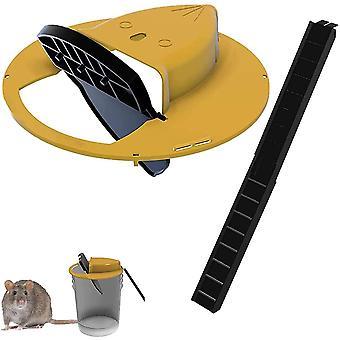 Flip N Slide Bucket Lid Mouse Rat Trap 10973