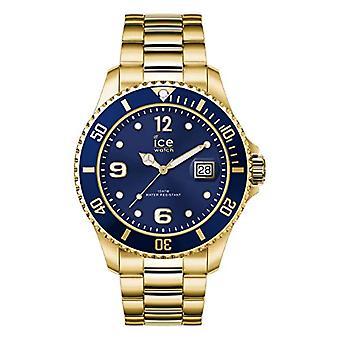 Ice-Watch ICE Steel Kullansininen, Miesten kultakello metallihihnalla, 017326, Erittäin suuri (48 mm)