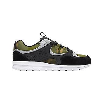 DC Kalis Lite SE sneakers in zwart/Camo print