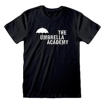 The Umbrella Academy Mens Logo T-Shirt
