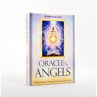 Oracle Of The Angels 9781922161239