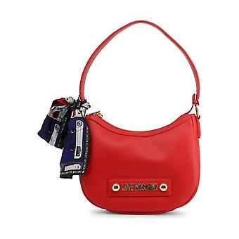Love Moschino - Bags - Shoulder Bags - JC4222PP08KD-0500 - Women - Red