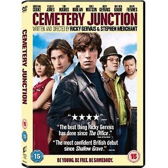 Cemetery Junction 2010 DVD