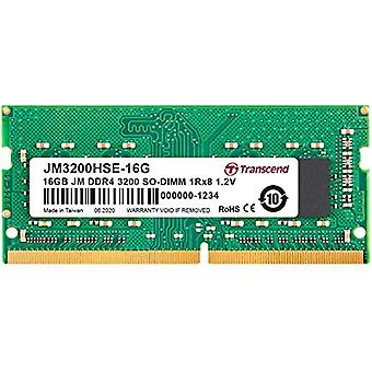 TRANSCEND JM 16Go DDR4 3200Mhz SO-DIMM